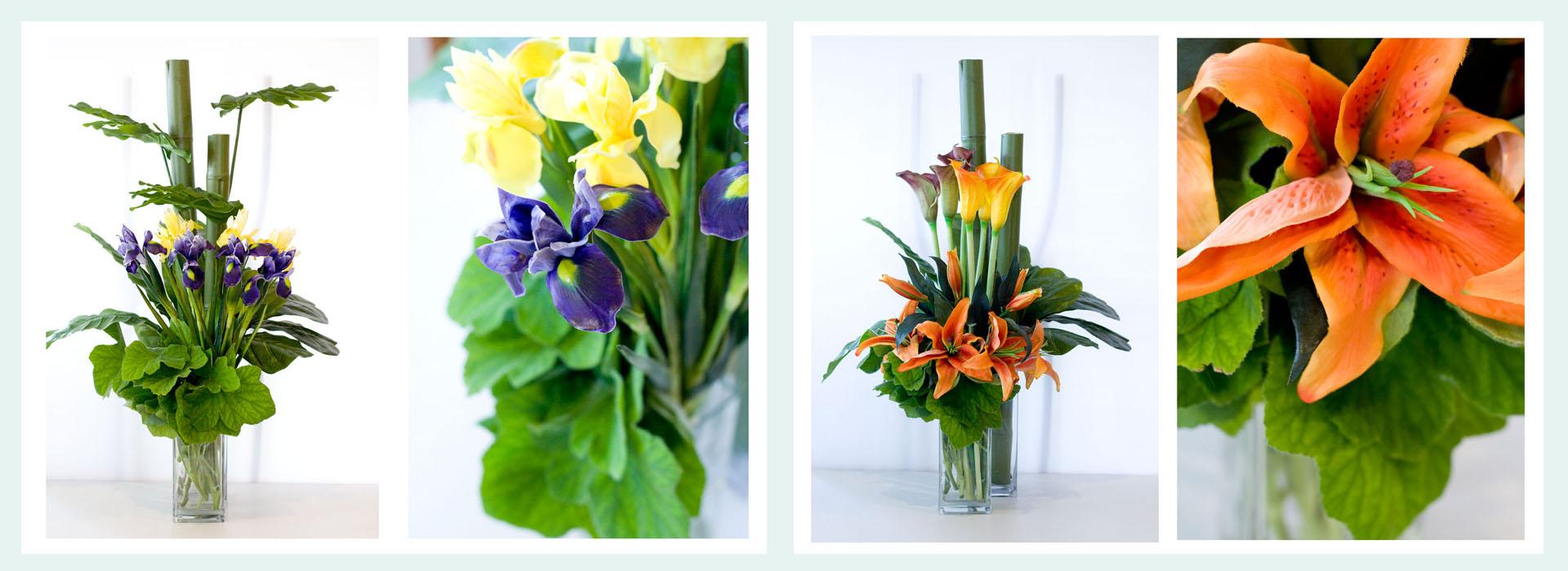 corporate. fresh flower